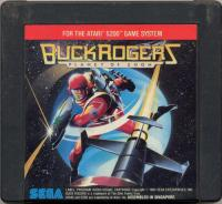 Buck Rogers: Planet of Zoom - Cartridge