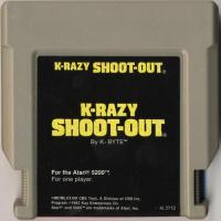 K-Razy Shoot-Out - Cartridge