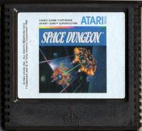 Space Dungeon - Cartridge