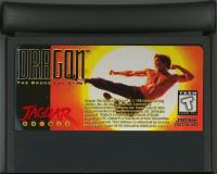 Dragon: The Bruce Lee Story - Cartridge