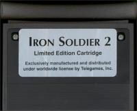 Iron Soldier II - Cartridge