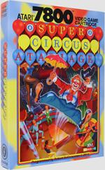 Super Circus AtariAge (PokeyONE Included) - Atari 7800